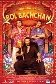 Bol Bachchan (2012) Full Movie Download