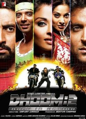 Watch Dhoom 2 Online 2006
