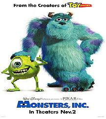 Monsters, Inc. Movie Download Full Free